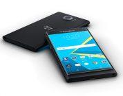2,5 Yaşındaki BlackBerry Priv'e Güncelleme Geldi
