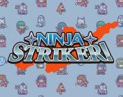 8-bit Platform Oyunu Ninja Striker Çıktı