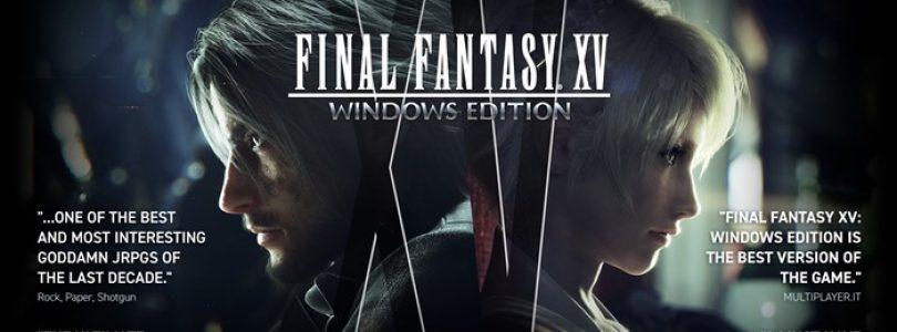 Final Fantasy XV Yüzde 33 İndirime Girdi!