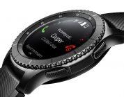 Samsung Gear S3'ün Batarya Performansı İyileştirildi