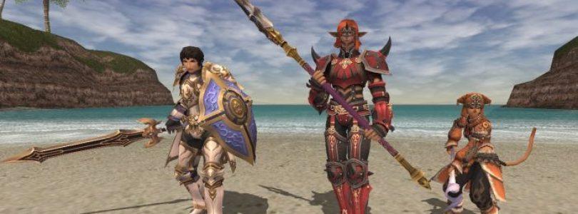 Final Fantasy 11 Hem Yeni, Hem Eski Oyuncuları Kucaklayacak