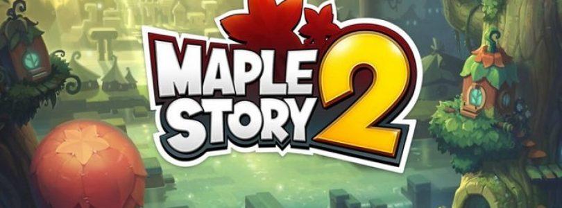 MapleStory 2 Kapalı Beta Kayıtları Açıldı