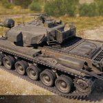 World of Tanks'e Avustralya Ordusunda Yer Alan Centurion İsimli Tank Eklendi!