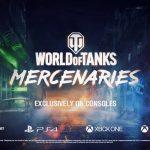 World of Tanks – Mercenaries Ek Paketi Duyuruldu