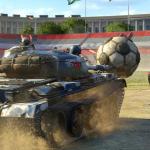 World of Tanks'e Rocket League Tarzında Bir Mod Geldi!