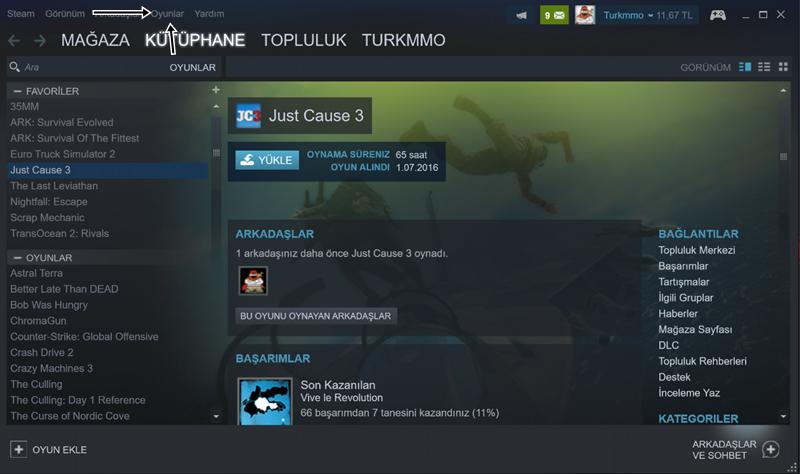 Oyun Severlere Ücretsiz Steam Oyunları Dağıtıyoruz 1