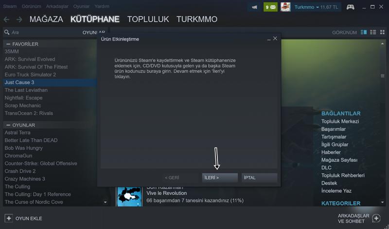Oyun Severlere Ücretsiz Steam Oyunları Dağıtıyoruz 3