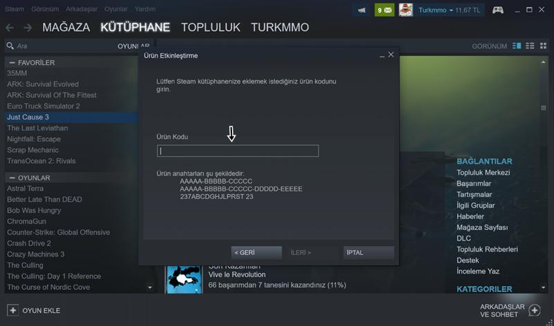 Oyun Severlere Ücretsiz Steam Oyunları Dağıtıyoruz 5