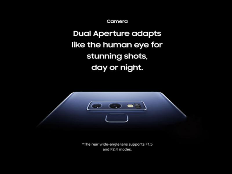 Samsung Galaxy Note 9 Pazarlama Materyalleri Sızdırıldı