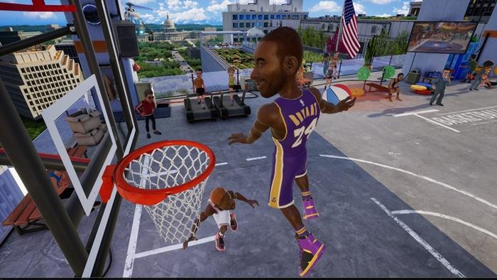 NBA 2K Playgrounds 2 Bilgisayar Oyuncularına Sunuldu!
