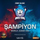 Point Blank PBST Şampiyonu World Judge Esports Oldu!