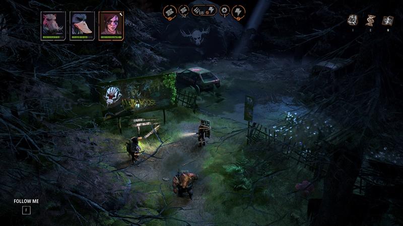 Mutant Year Zero Road to Eden'dan Taktiksel Bir Video Geldi 2