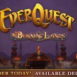 EverQuest'in 25. Ek Paketi The Burning Lands Aralık'ta Çıkıyor