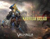 Valhalla Online Ön Kayıt Dönemi İle Oyunculara Ödüller Dağıtıyor