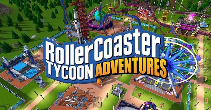 RollerCoaster Tycoon Adventures Epic Store'da Yayınlandı!