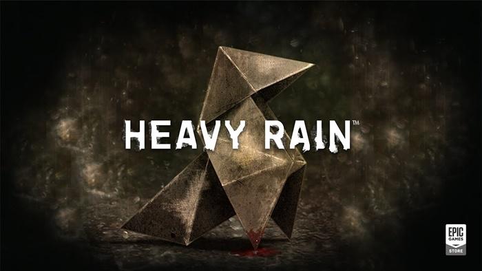 Heavy Rain PC İçin Epic Store'da Yayınlandı!