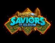Hearthstone'un Yeni genişlemesi Saviors of Uldum Duyuruldu!