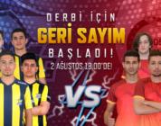 2019 Wolfteam Türkiye Kupası'nda Galatasaray Espor – 1907 Fenerbahçe Rövanş İçin Karşı Karşıya Geliyor!