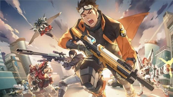 Tencent'in Yeni Mobil Oyunu Ace Force Çin'de Lansmana Çıktı!