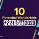 Football Manager 2020'nin En Yeni 10 Genç Yıldızı Duyuruldu, Oyuncular Arasında Türk'te Var!