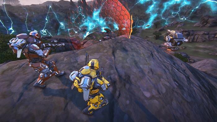 PlanetSide Arena Steam'de Erken Erişime Çıktı!