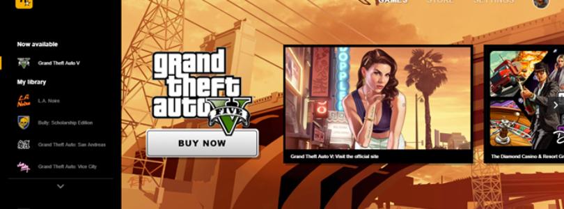 Rockstar Games Launcher Duyuruldu!