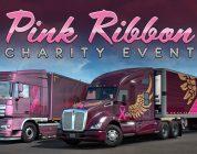 Euro Truck Simulator 2 Pink Ribbon Charity Trailer