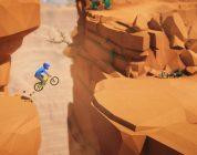 Lonely Mountains: Downhill 24 Ekim'de Konsol Ve PC'ye Geliyor!