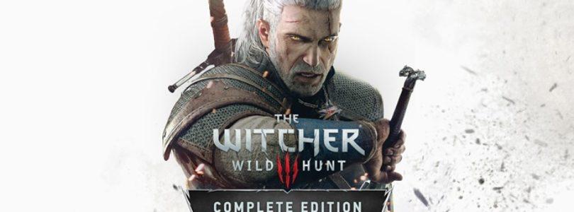 The Witcher 3: Wild Hunt Switch Platformunda Lansmana Çıktı!