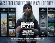 Call of Duty: Modern Warfare'in İlk Sezonu 3 Aralık'ta Başlayacak!
