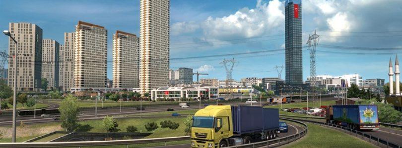 Euro Truck Simulator 2 – Road to the Black Sea Muhteşem Görünüyor!
