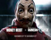Tom Clancy's Rainbow Six Siege La Casa De Papel Fragmanı