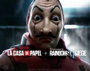 Tom Clancy's Rainbow Six Siege'in La Casa De Papel Etkinliği Duyuruldu!