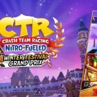 Crash Team Racing Nitro-Fueled Yarın Kış Teması Alacak!