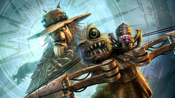 Oddworld: Stranger's Wrath HD Ocak 2020'de Nintendo Switch Platformuna Gelecek!