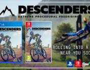 Descenders PlayStation 4 Ve Nintendo Switch'e Gelecek!