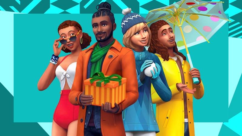 The Sims 4 DLCleri Humble Bundleda Satışta