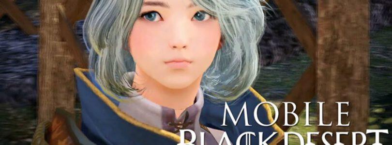 Sınıf Yükselişi Black Desert Mobile'da Yayınlandı