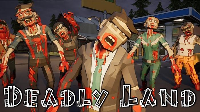 Deadly Land Gün İçerisinde Steam Üzerinde Erken Erişime Çıkacak