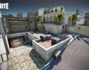 Fortnite Harita Geliştiricileri Counter-Strike'ın Popüler Haritası Dust 2'yi Yeniden Yarattılar