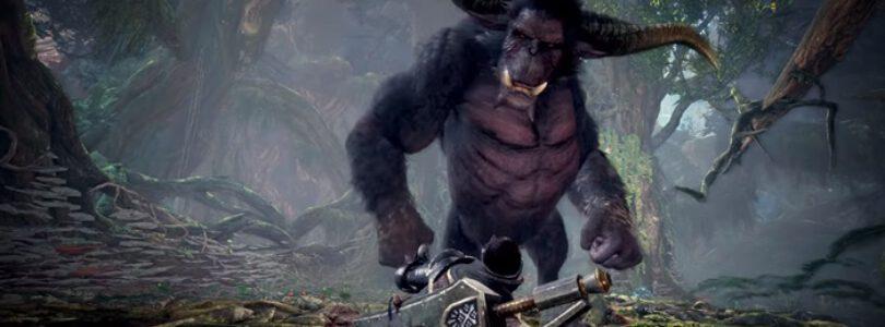 Monster Hunter World'ün Rajang Canavarına Dair Yeni Bir Fragman Geldi!