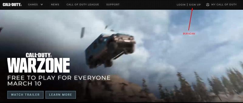 Call Of Duty Warzone Nasıl İndirilir 2