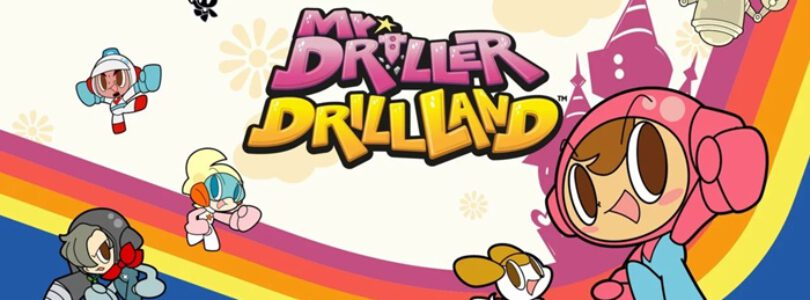 Mr. Driller DrillLand 25 Haziran'da PC Ve Switch'e Gelecek