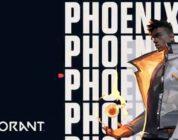 Phoenix Valorant'ın İlk Resmi Ajanı Oldu