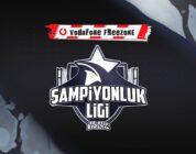 Vodafone FreeZone Şampiyonluk Ligi 6. Hafta Maç Sonuçları