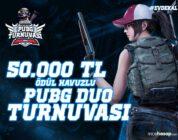 İncehesap, 50.000 TL Değerinde PUBG Duo Turnuvası Düzenliyor