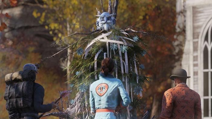 Fallout 76: Fasnacht Parade Uzatıldı Ve İki Kat XP Bonusu Verilecek