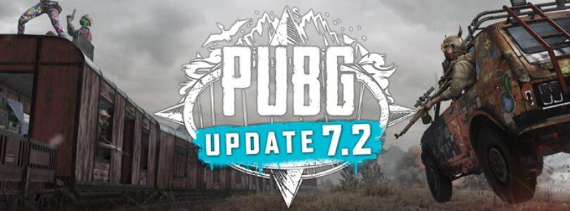 PUBG 7.2 Güncellemesinde Dereceli Mod Aktif Hale Getirildi