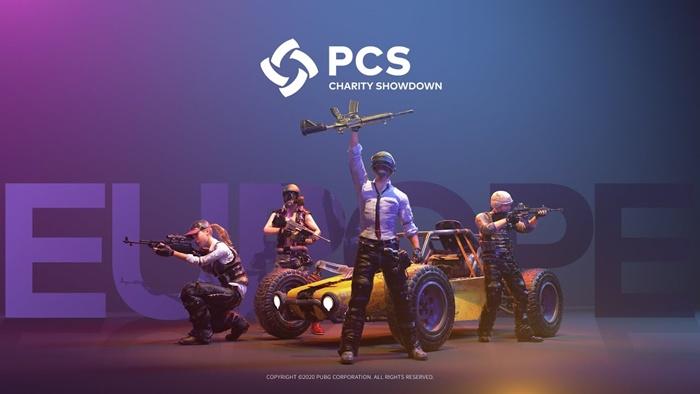 PUBG PCS Europe Charity Showdown Büyük Finalleri Bu Haftasonu Oynanacak