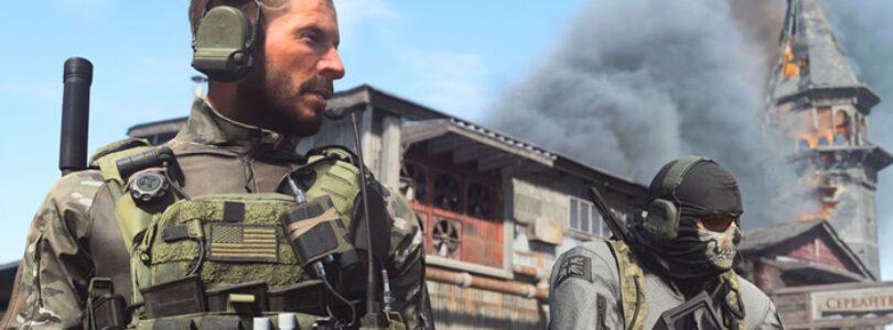 Call Of Duty: Modern Warfare Sezon 4 Yarın Başlıyor